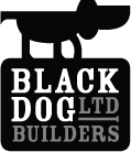 Black Dog Builders logo